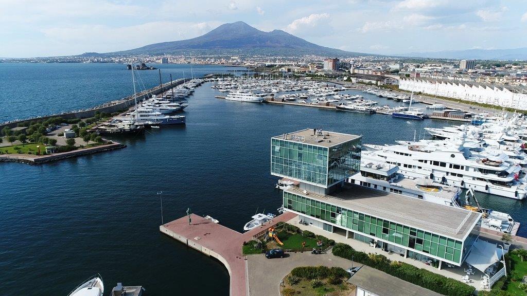 Marina di Stabia - Porto turistico di Castellammare di Stabia