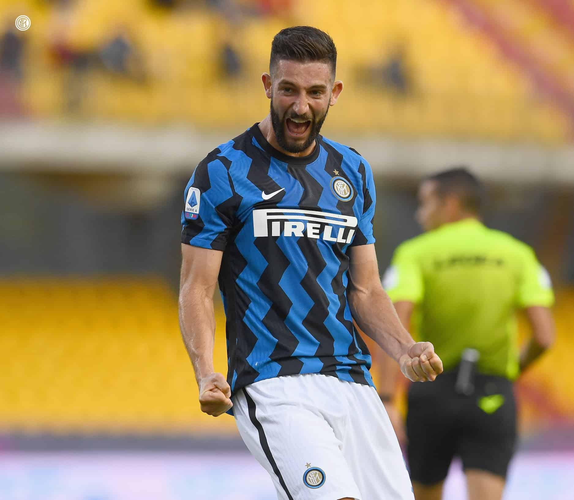 Benevento-Inter 2-5