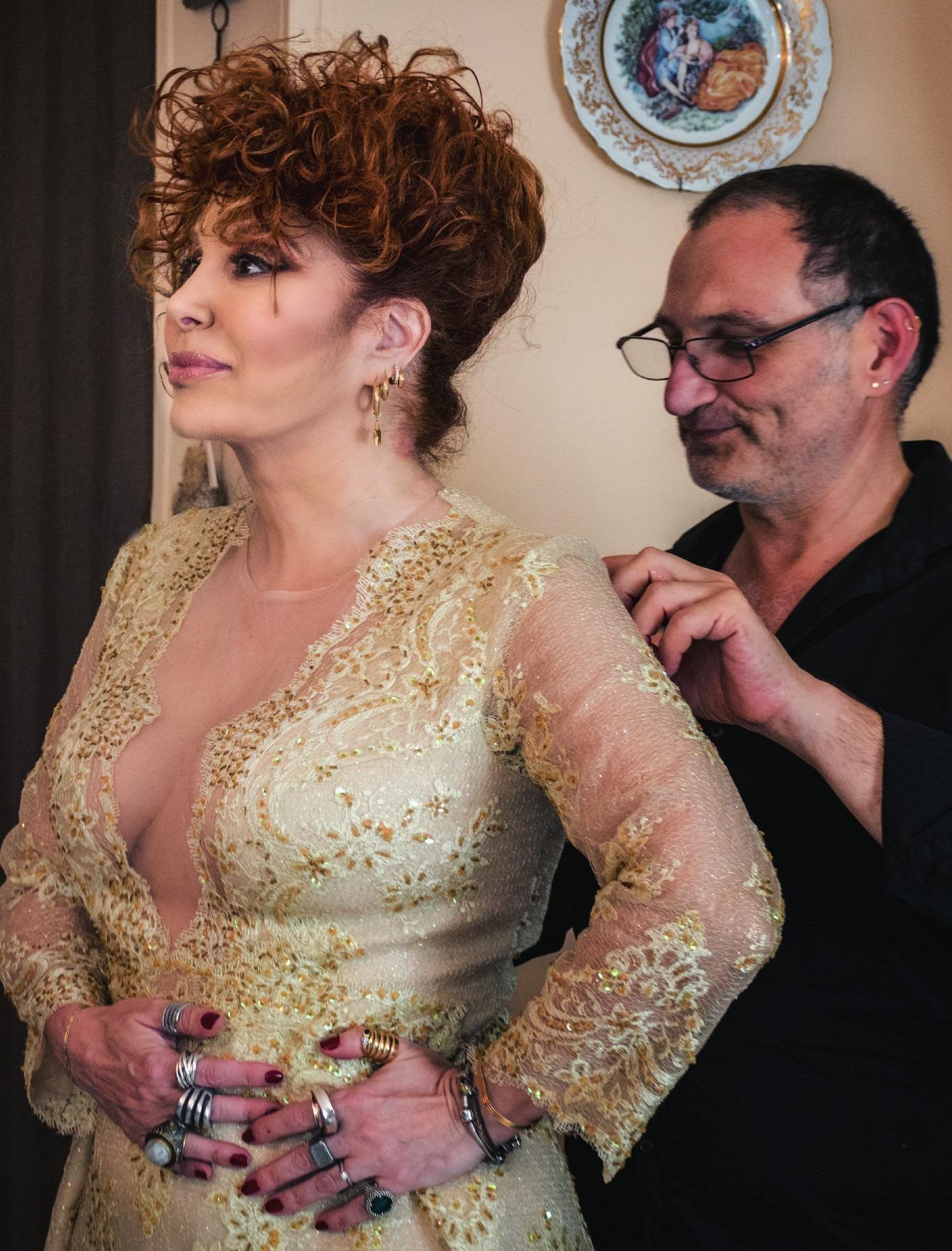 L'attrice Simona Patitucci, nipote di Ugo Tognazzi e diva dei Musical Disney, è convolata a nozze domenica 13 settembre