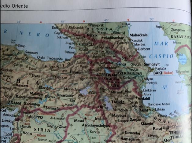 Armenia e Azerbaijan