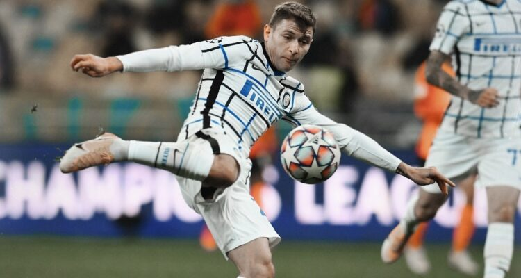 Shakhtar Donetsk-Inter 0-0