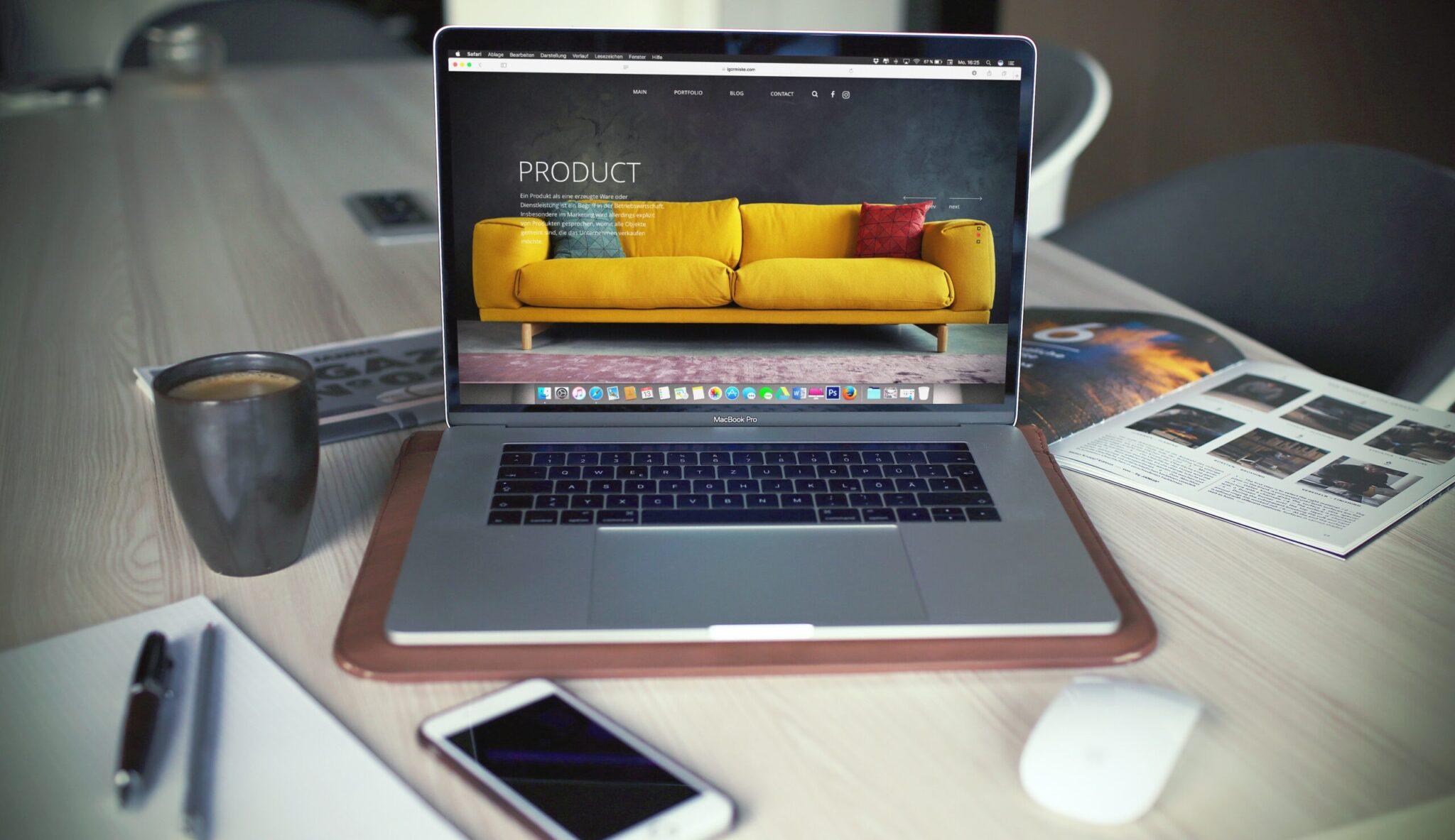 Devi arredare casa nuovao fare un restyling pensando di comprare su internet? Non temere! Acquistare mobili online è comodo e sicuro.