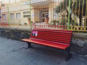 panchina rossa