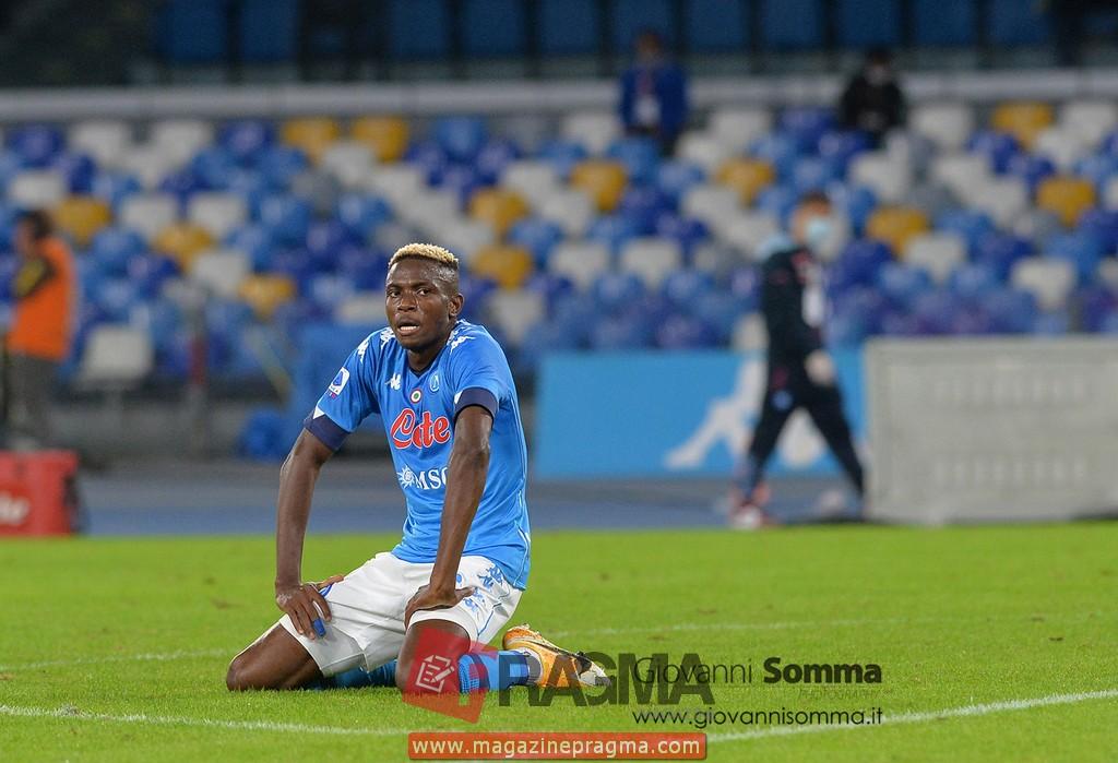 Napoli-Sassuolo 0-2, risultato perentorio, che non lascia scampo ad equivoci. Azzurri sotto tono, ma Sassuolo davvero attento.