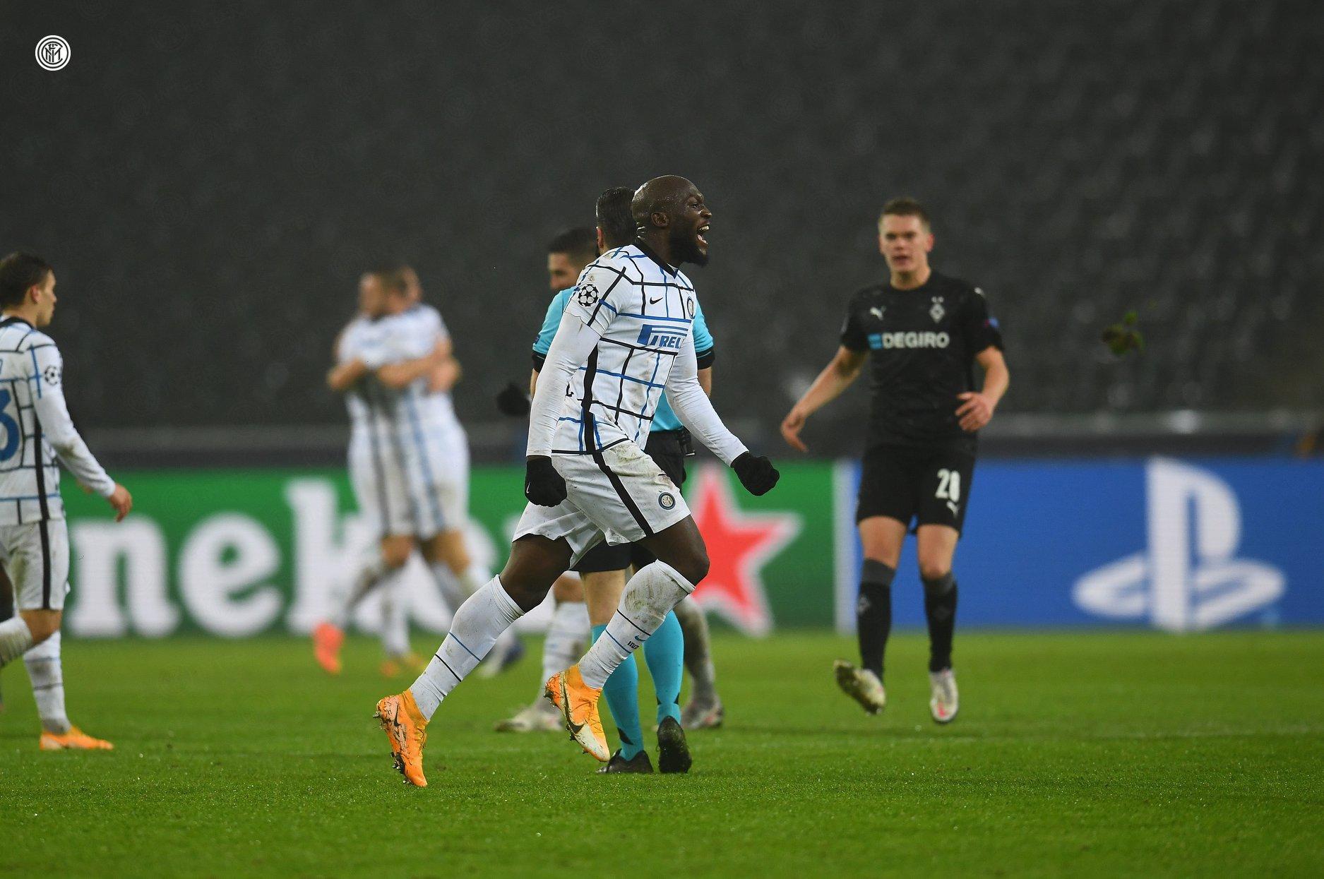 Borussia Mönchengladbach-Inter 2-3