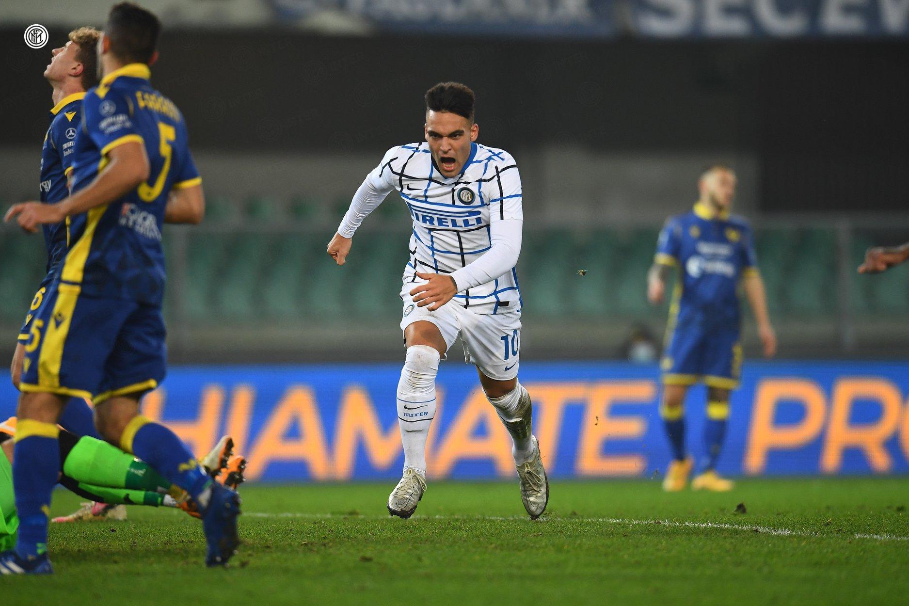 H. Verona-Inter 1-2