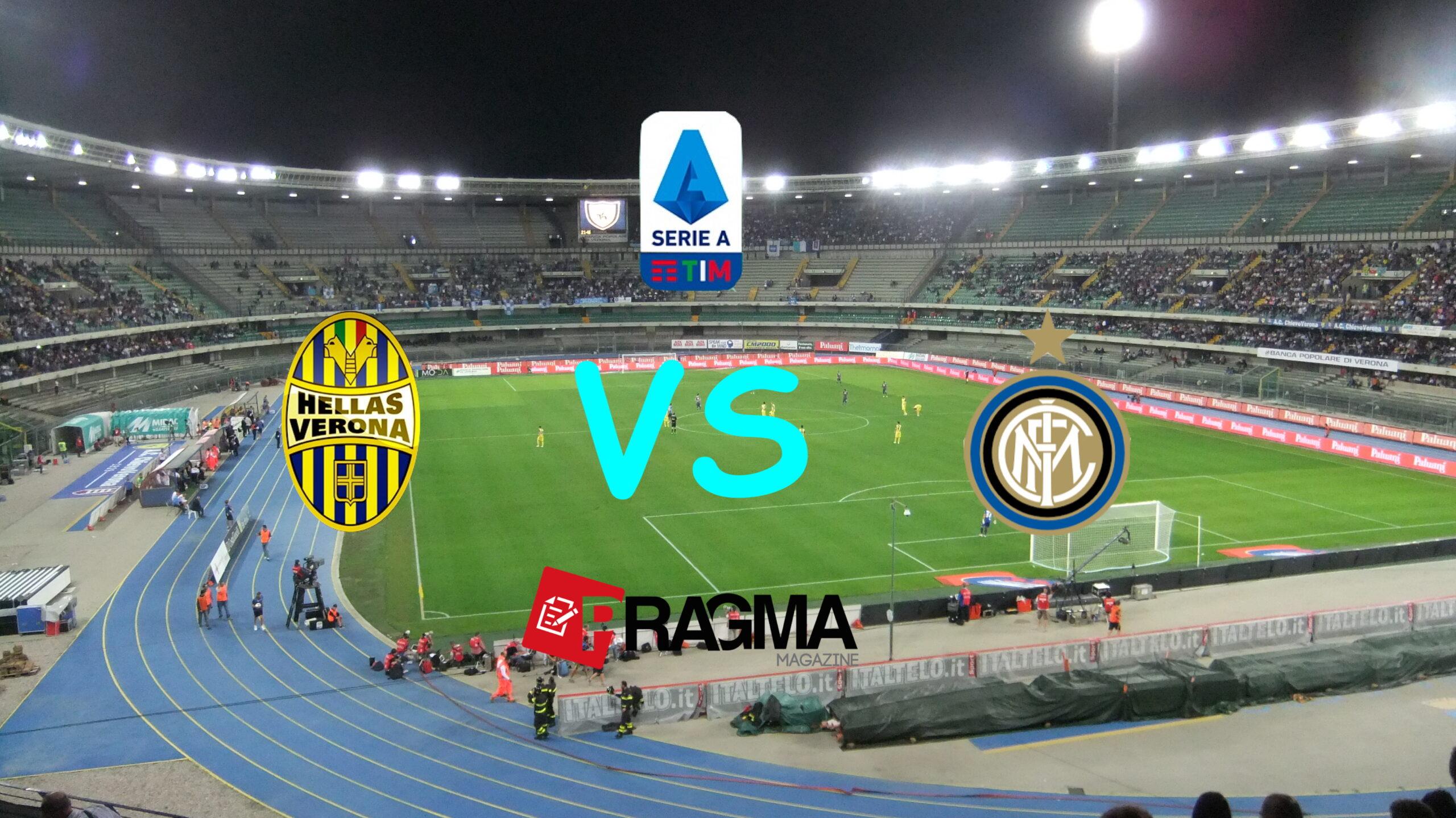 Hellas Verona - Inter