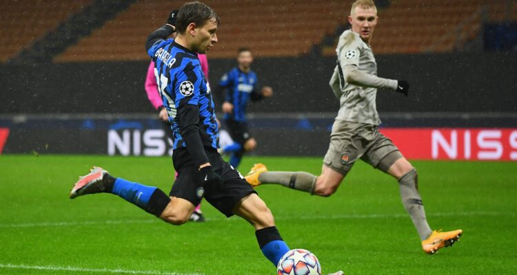 Inter-Shakhtar Donetsk 0-0