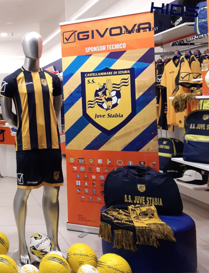 Juve Stabia store