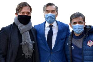Francesco Totti alla Cremonese