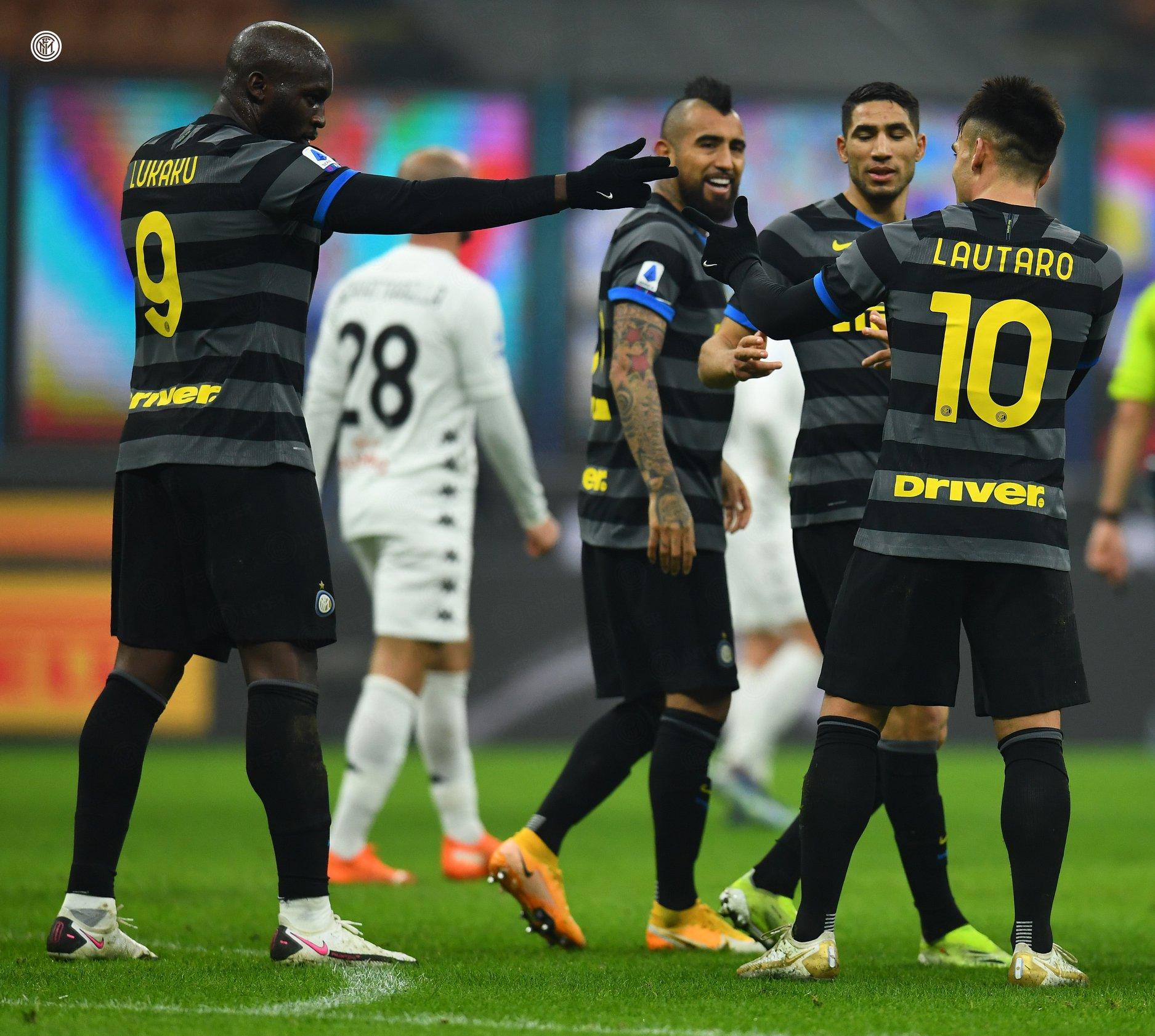Inter-Benevento 4-0