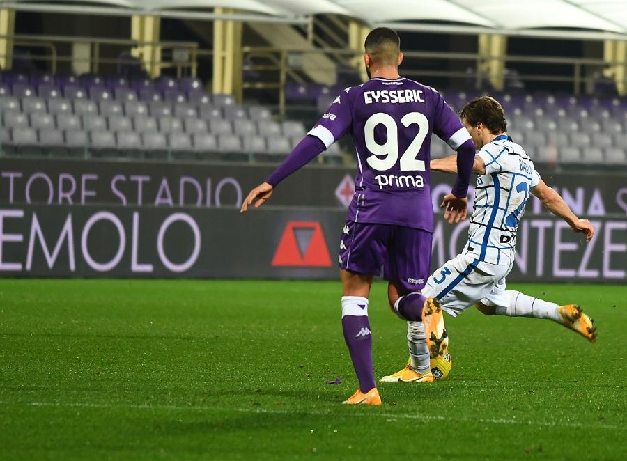 Fiorentina-Inter 0-2