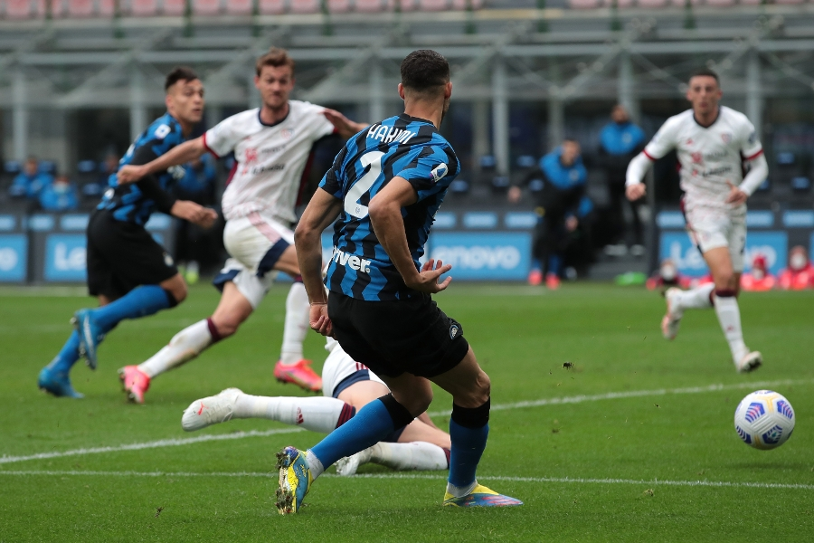 Inter-Cagliari 1-0