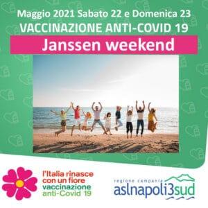 Napoli, al via il Janseen Weekend - Magazine Pragma