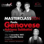 A Cinecittà l'attesa Masterclass Cinecibo con Paolo Genovese e la casting director Adriana Sabbatini